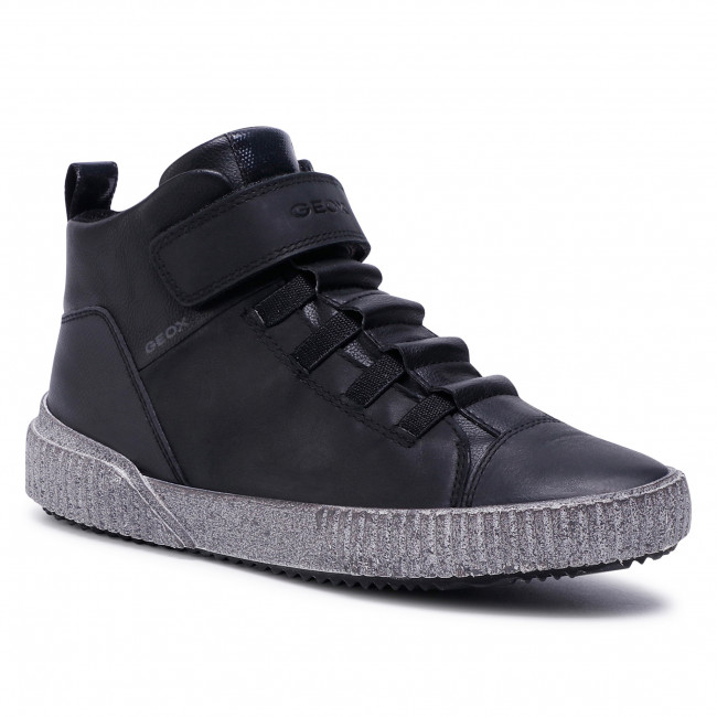 Trainers GEOX - J Alonisso B. B J042CB 0CL54 C9999 D Black