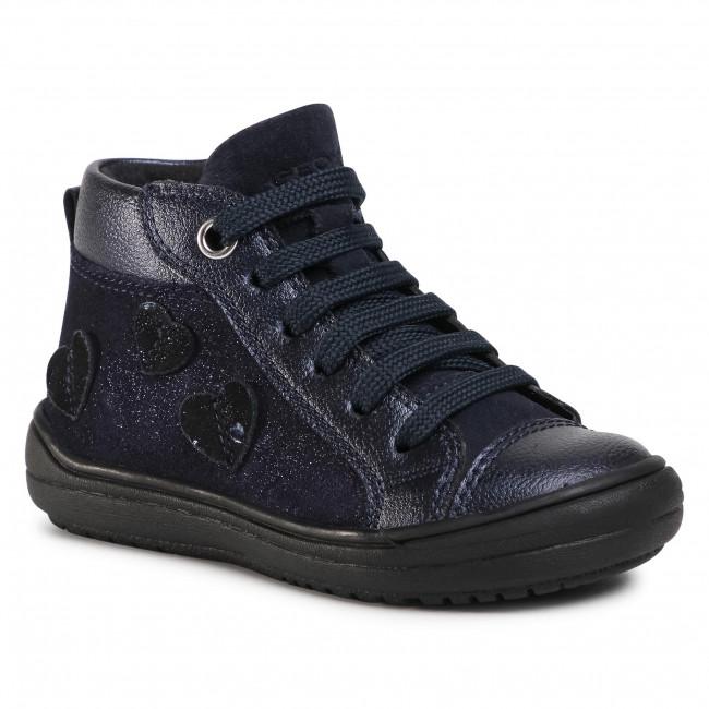 Boots GEOX - J Hadriel G. B J047VB 077AJ C4002 M Navy