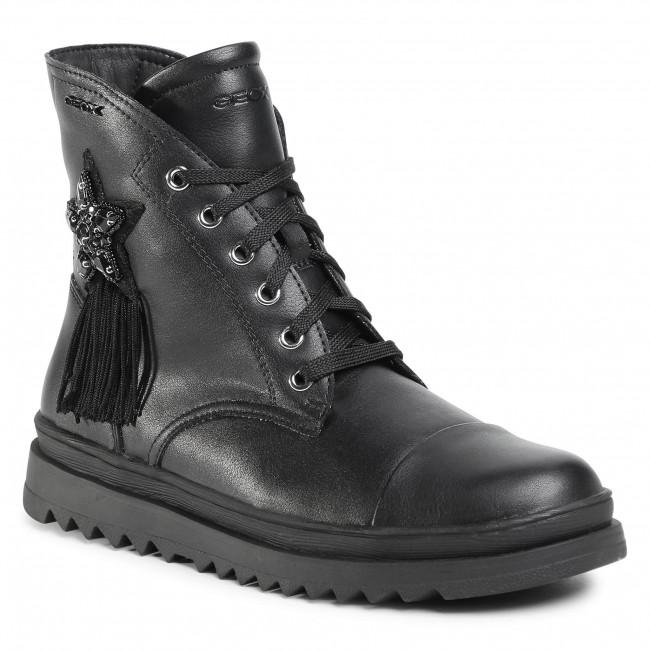 Knee High Boots GEOX - J Gillyjaw G. C J047XC 000BC C9997 D Black