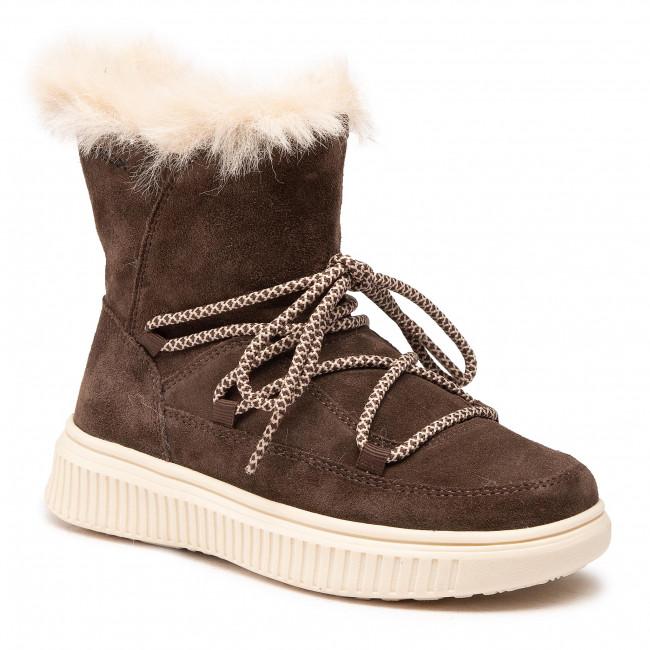 Knee High Boots GEOX - J Discomix G. B J047YB 00022 C6004 S Chestnut