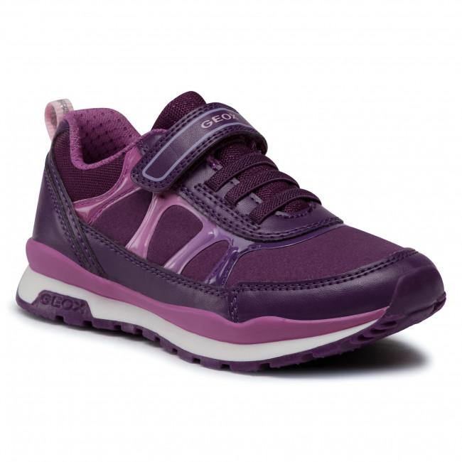 Trainers GEOX - J Pavel G. D J048CD 054AU C8267 S Violet/Purple