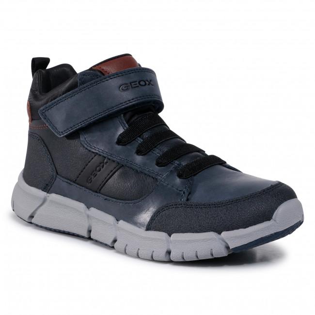 Boots GEOX - J Flexyper B. B J049BB 0BUCL C0045 D Navy/Black