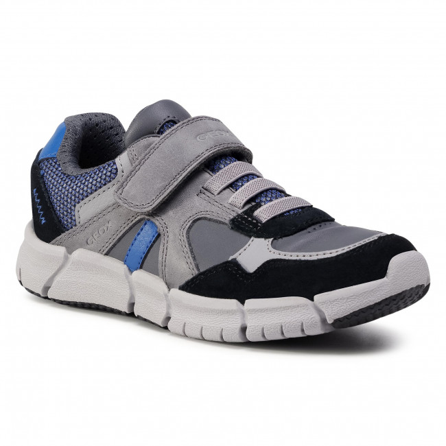 Trainers GEOX - J Flexyper B. C J049BC 0BCCL C0069 S Grey/Royal