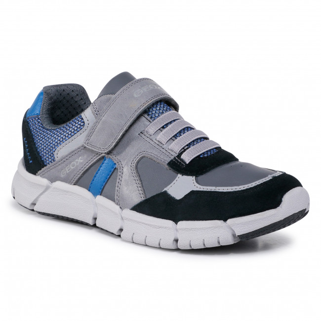 Trainers GEOX - J Flexyper B. C J049BC 0BCCL C0069 D Grey/Royal