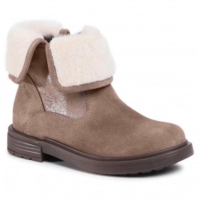 Boots GEOX - J Eclair G. K J049QK 02277 C9006 D Smoke Grey