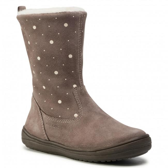 Snow Boots GEOX - J Hadriel G. Wpf A J04CU A00022 C9006 S Smoke Grey