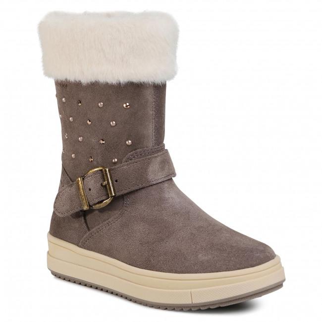Knee High Boots GEOX - J Rebecca G.Wpf A J04CVA 00022 C9006 S Smoke Grey
