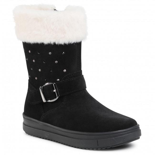 Knee High Boots GEOX - J Rebecca G.Wpf A J04CVA 00022 C9999 S Black