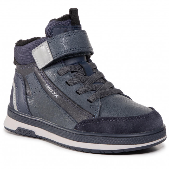Boots GEOX -  J Astuto B. B J04CXB 0MWBU C0661 S Navy/Grey