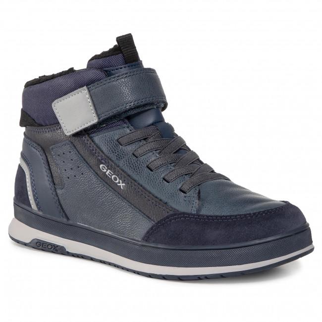 Boots GEOX - J Astuto B. B J04CXB 0MWBU C0661 D Navy/Grey
