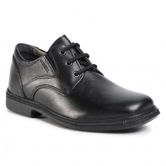 Shoes GEOX - J Federico C J04D1C 00043 C9999 S Black