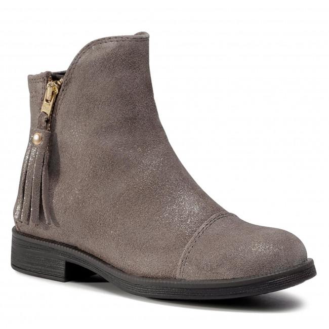 Knee High Boots GEOX - J AGATA C J5449C 00077 C9006 S Smoke Grey