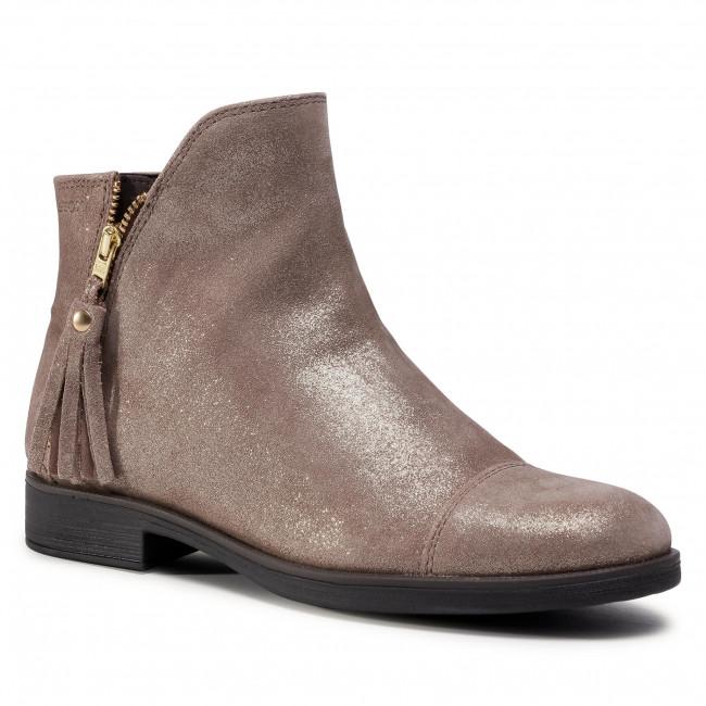 Knee High Boots GEOX - J Agata C J5449C 00077 C9006 D Smoke Grey
