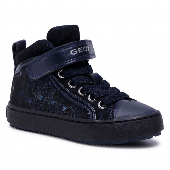 Sneakers GEOX - J Kalispera G.I J744GI 0DHAS C4021 M Dk Navy