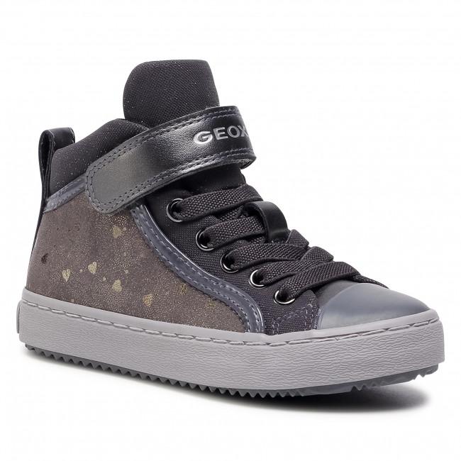 Boots GEOX - J Kalispera G. I J744GI 0DHAS C9017 M Dk Grey