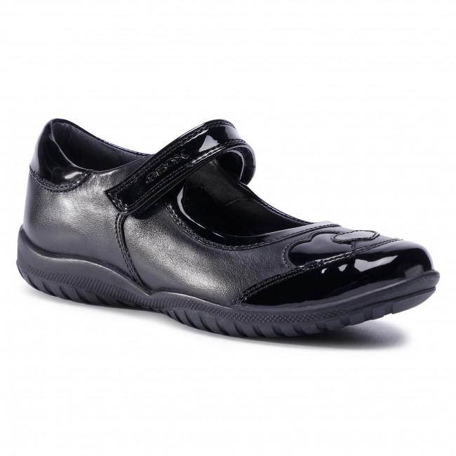 Shoes GEOX - J Shadow B J84A6B 043HH C9999 S Black