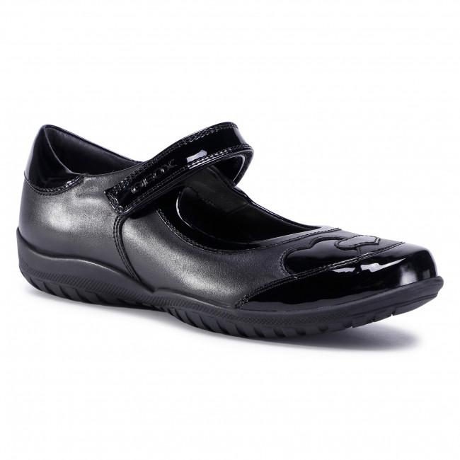 Shoes GEOX - J Shadow B J84A6B 043HH C9999 D Black