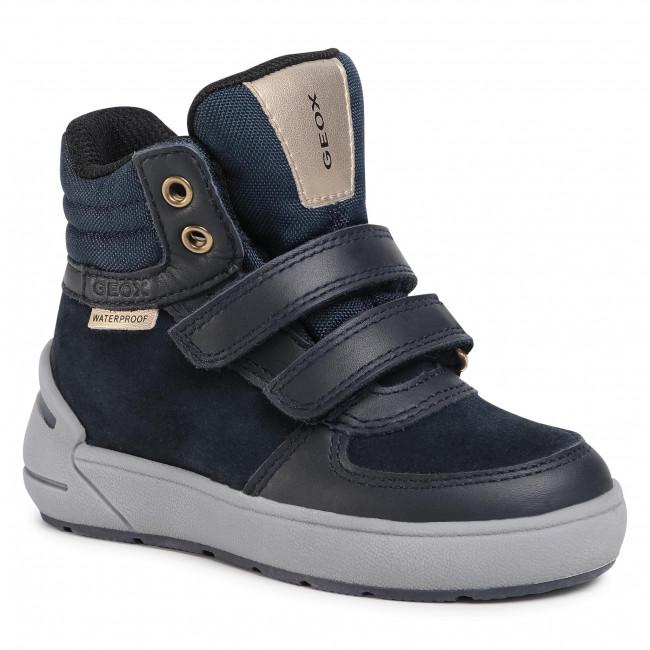 Boots GEOX - J Sleigh G.Wpf B J94AGB 02285 C4021 M Dk Navy