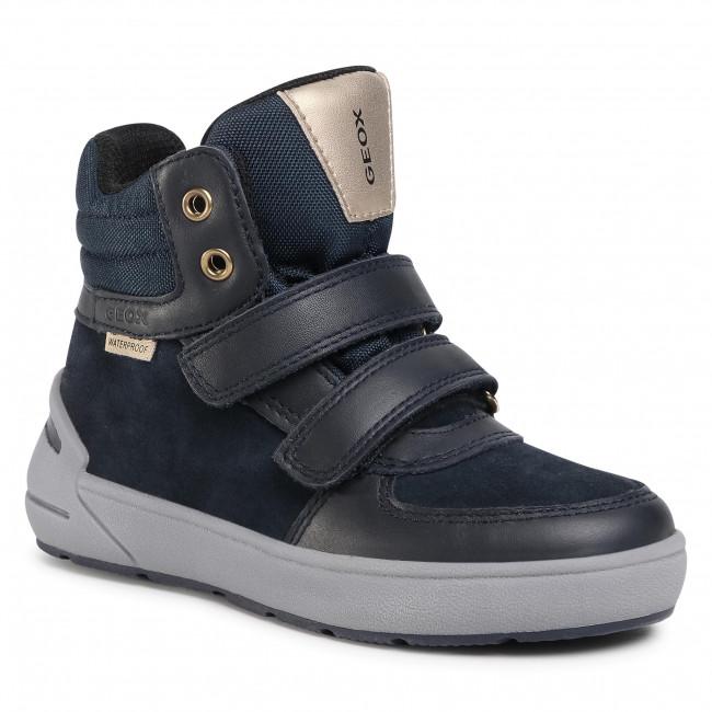 Boots GEOX - J Sleigh G.Wpf B J94AGB 02285 C4021 S Dk Navy