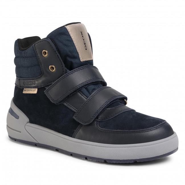 Boots GEOX - J Sleigh G.Wpf B J94AGB 02285 C4021 D Dk Navy