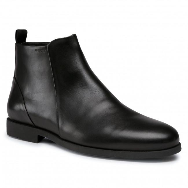 Boots GEOX - U Kaspar B U048HB 00043 C9999 Black