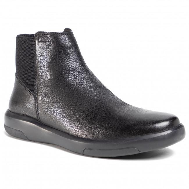 Chelsea boots GEOX - U Samuele C U04A3C 00081 C9999 Black