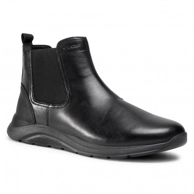Chelsea boots GEOX - U Damiano A U04ANA 00043 C9999 Black