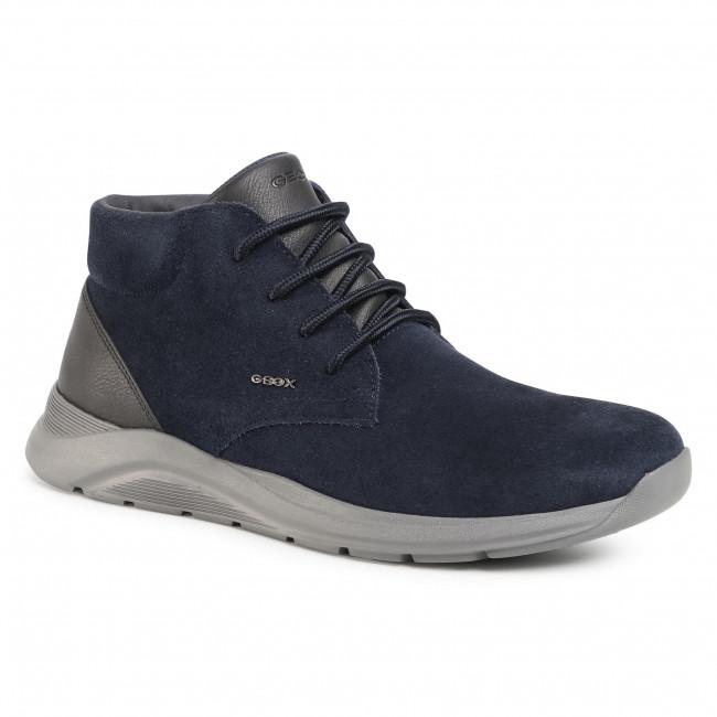 Boots GEOX - U Damiano B U04ANB022MEC4002 Navy