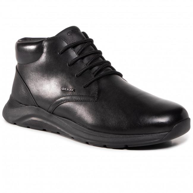 Boots GEOX - U Damiano B U04ANB 043ME C9999 Black