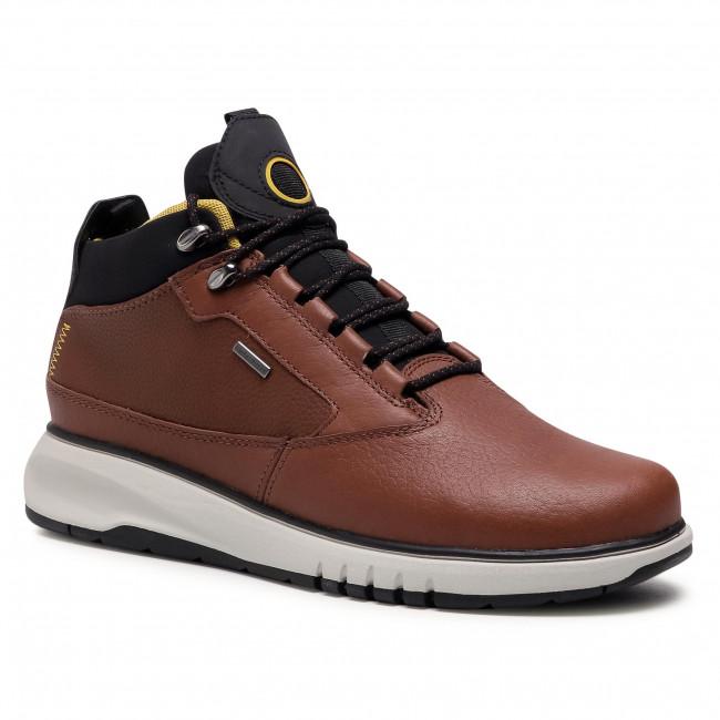 Boots GEOX - U Aerantis 4x4Babx A U04APA 046FE C6003  Browncotto