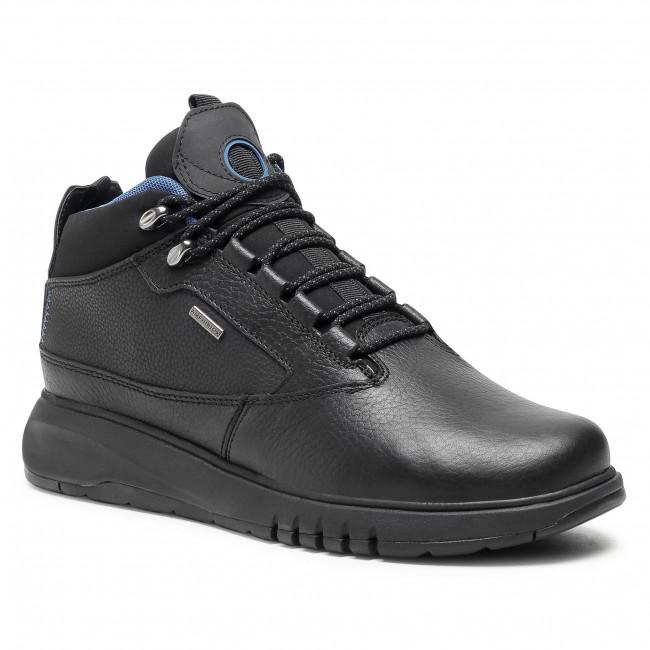 Boots GEOX - U Aerantis 4x4Babx A U04APA 046FE C9999 Black