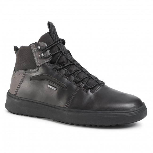 Boots GEOX - U Cervino Babx A U04AQA 0FFFU C9999 Black