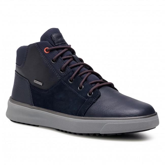 Boots GEOX - U Cervino Babx C U04AQC 046ME C4002 Navy