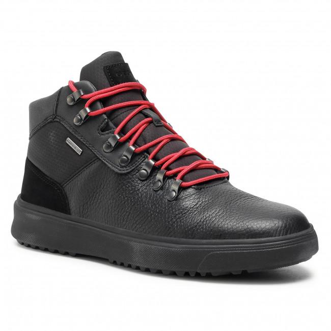 Boots GEOX - U Cervino Babx E U04AQE 00046 C9999 Black
