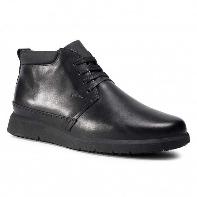 Boots GEOX - U Errico C U04AYC 00085 C9999 Black