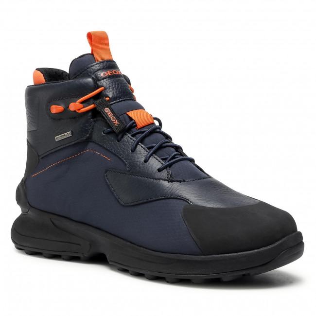Boots GEOX - U Levita 4x4Babx A U04BBA0 FU46 C4002 Navy