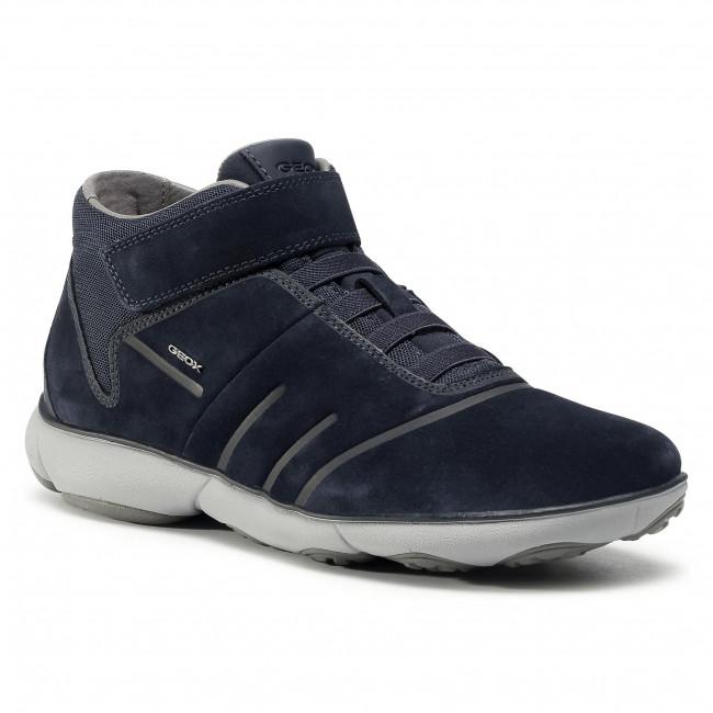 Shoes GEOX - U Nebula C U04D7C 00022 C4002 Navy