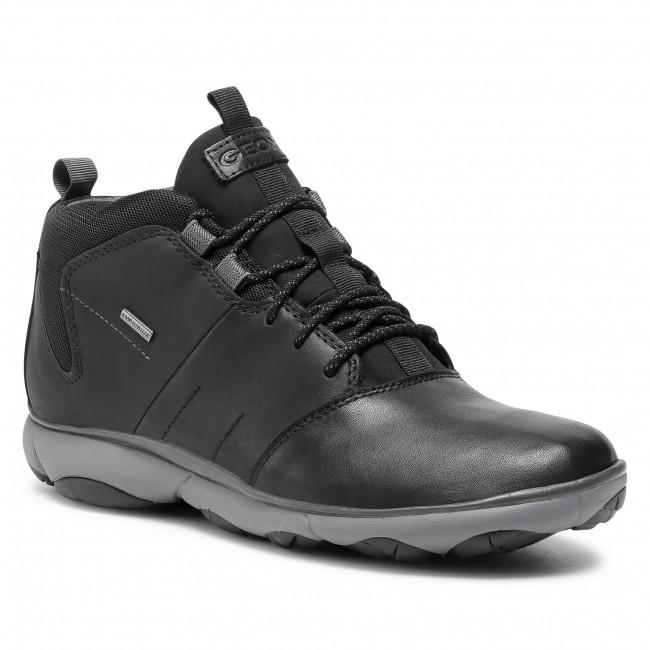 Boots GEOX - U Nebula 4X4ABX A U742VA 043EK C9997  Black