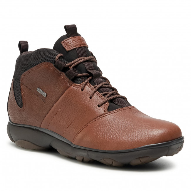 Shoes GEOX - U Nebula 4X4ABX A U742VA 046FE C6003 Browncotto
