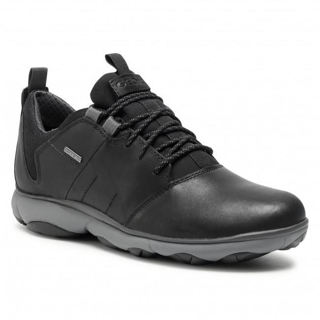 Shoes GEOX - U Nebula 4X4ABX A U842VA 043EK C9997  Black