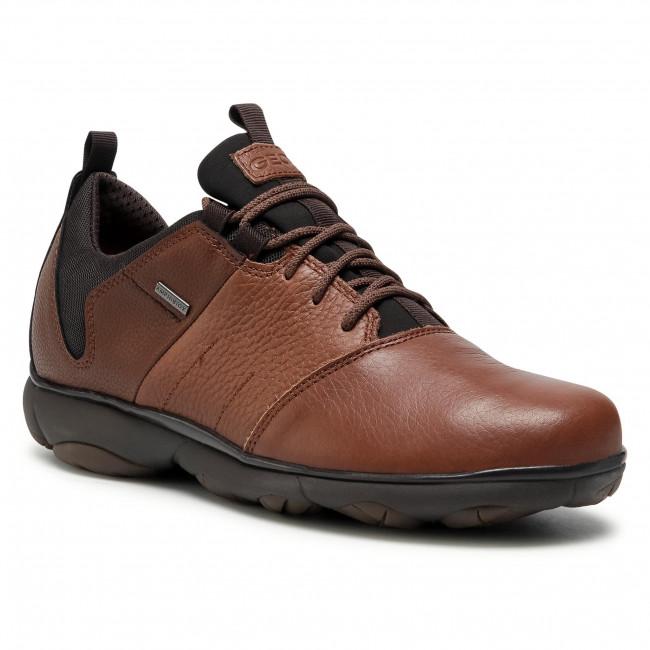 Shoes GEOX - U Nebula 4X4ABX A U842VA 046FE C6003  Browncotto