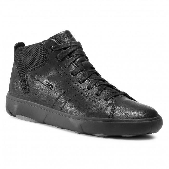Shoes GEOX - U Nebula Y B U948FB 00081 C9999 Black