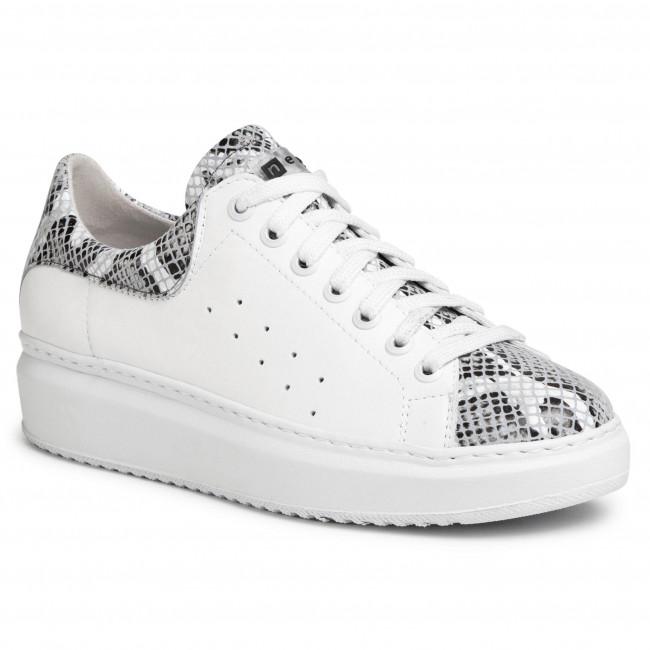 Sneakers NESSI - 19527  Biały SW