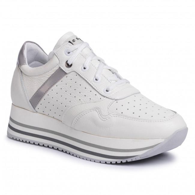 Sneakers NESSI - 20683 Biały/Szary