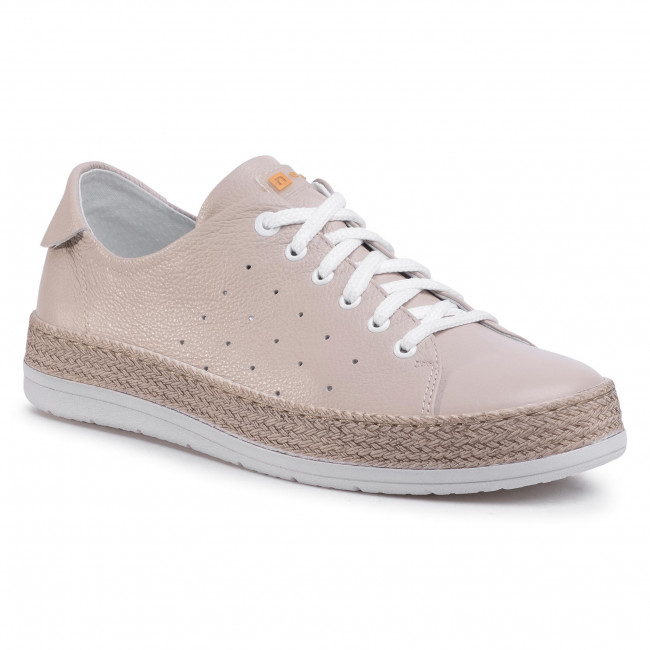 Sneakers NESSI - 20693  Beż 416