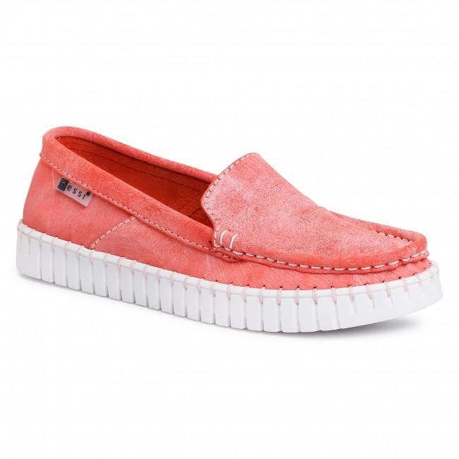 Shoes NESSI - 20701 Czerwony Df