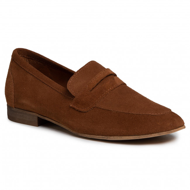 Shoes NESSI - 20703 Camel W