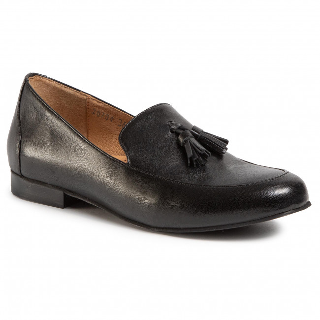 Shoes NESSI - 20704 Czarny 3