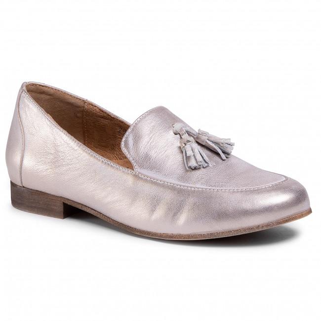 Shoes NESSI - 20704 Złoto 815