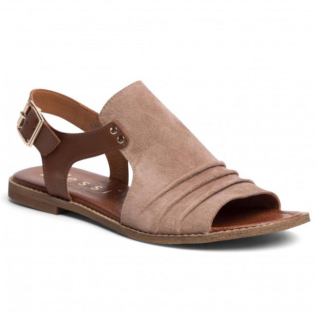 Sandals NESSI - 20707 Beż